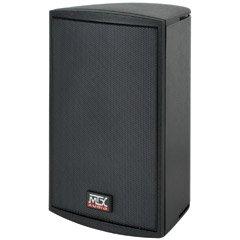 "MTX MPP410-B 4"" 2-Way Home Theater Speaker Black"