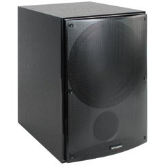 "MTX CT10SW 10"" 50w RMS WIRELESS READY POWERED SUBWOOFER"