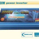 POWER JACK POWER INVERTER 6000 WATTS MAX 3000 WATTS