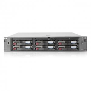 HP PROLIANT DL380 G4 2x 3.4GHz/4GB/6x73GB 15K/CD/2 X 1GB NIC