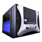 POWER PLANT© *H.T.*  INTEL I7 860 QUAD CORE GIGABYTE P55M BAREBONES CUBE PC *BRAND NEW*