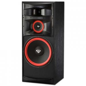"CERWIN VEGA XLS-15 3-WAY 15"" 400 WATT FLOOR SPEAKER"