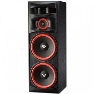 "CERWIN VEGA XLS-215 3WAY DUAL 15"" 400WATT FLOOR SPEAKER"