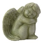 29302-sitting Angel