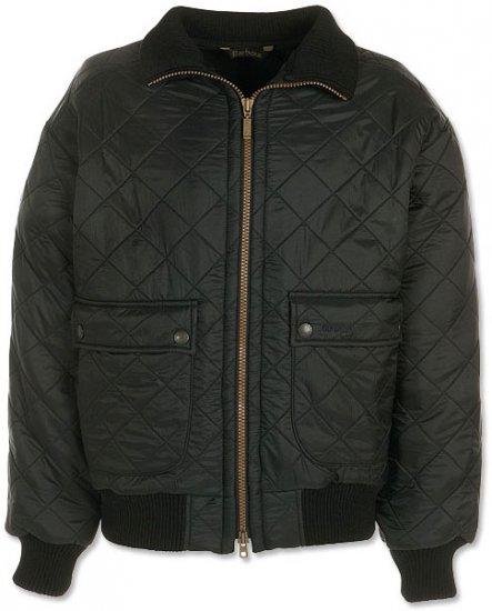 Barbour Men's Flyer Polarquilt Jacket - UK XL - US 42/44 - Black