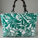 ViX Tropical Print Beach Tote