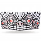 Paperwallet Matacho 'Aztec Smile' Wallet