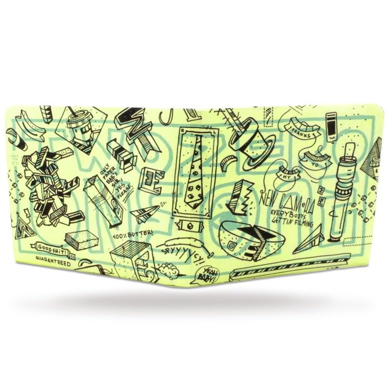 Paperwallet Elna 'Twenty Eleven' Waterproof Wallet