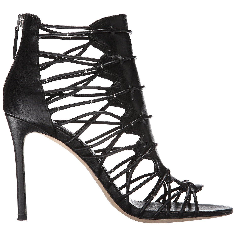Pour La Victoire Elaina Sandal - Black - US 7.5