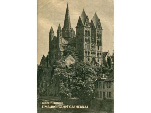 Limburg / Lahn Cathedral Guide  Vintage