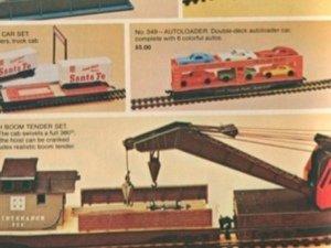 TYCO HO SCALE TRAIN AND RACE CAR 1974-75 CATALOG