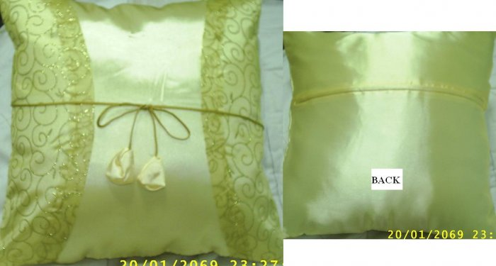 Set of 2 Thai Silk Pillow Case, Cushion Cover Excellent Quality at Low Price!