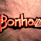BONHAM iron-on PATCH logo jason john zeppelin VINTAGE