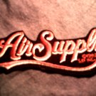 AIR SUPPLY iron-on PATCH classic logo VINTAGE 80s