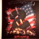 QUEENSRYCHE DECAL not STICKER Empire flag pushead VINTAGE