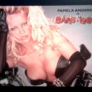 BARB WIRE POSTCARD Pamela Anderson IMPORT