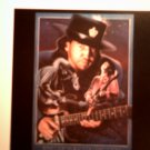 STEVIE RAY VAUGHAN STICKER blue collage srv SCARCE!