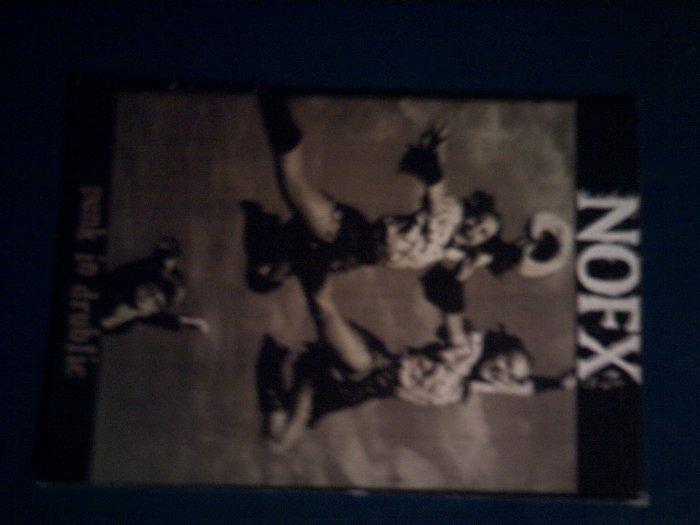 NOFX POSTCARD Punk in Drublic IMPORT
