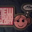 NEW FOUND GLORY STICKER japan girl SALE
