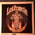 LED ZEPPELIN DECAL not STICKER knight sword art VINTAGE