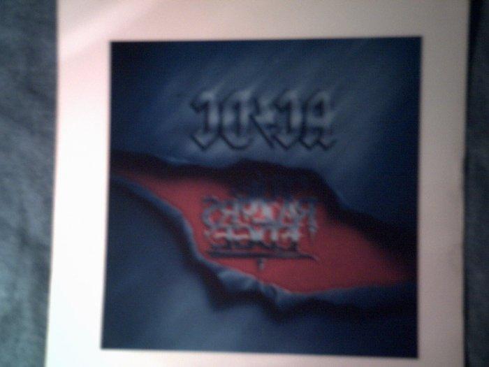 AC/DC DECAL not STICKER Razor's Edge acdc VINTAGE