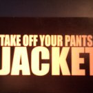 BLINK 182 POSTCARD Take Off Your Pants and Jacket IMPORT SALE