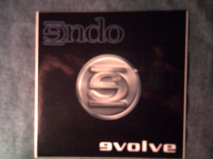 ENDO STICKER Evolve PROMO SALE