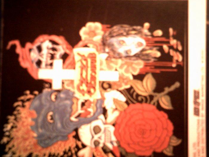 OZZY OSBOURNE STICKER color tattoos black sabbath