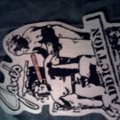 JANE'S ADDICTION iron-on PATCH Itz my Party s&m janes JUMBO