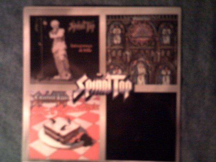 SPINAL TAP STICKER albums milo creation shark sandwich smell the glove SCARCE!