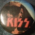 KISS PINBACK BUTTON Hot in the Shade album art