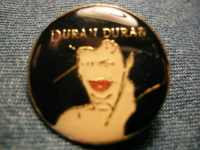 DURAN DURAN TACK PIN Rio button VINTAGE 80s!