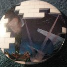 PINK FLOYD PINBACK BUTTON The Wall art