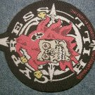 CYPRESS HILL sew-on PATCH clown logo VINTAGE
