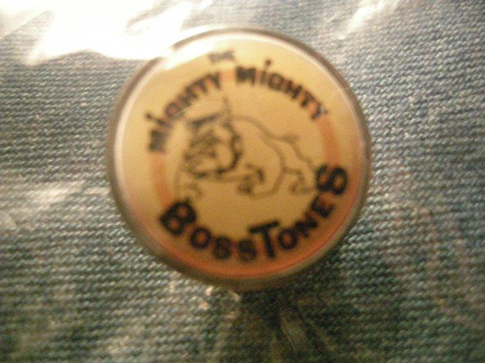 MIGHTY MIGHTY BOSSTONES TACK PIN bulldog ska button VINTAGE 90s!