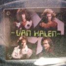 VAN HALEN KEYCHAIN color band pics david lee roth key chain VINTAGE 80's!