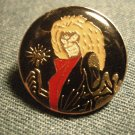 IRON MAIDEN TACK PIN killers eddie button VINTAGE 80s!