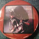 STEVIE RAY VAUGHAN PINBACK BUTTON In Step album art