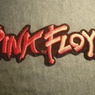 PINK FLOYD iron-on PATCH classic logo VINTAGE JUMBO!
