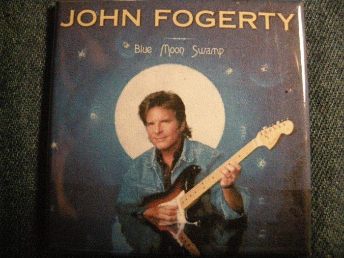 JOHN FOGERTY MAGNET Blue Moon Swamp creedence clearwater revival ccr VINTAGE