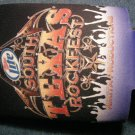 STRF COOZIE 2008 South Texas Rock Fest koozie miller lite RARE
