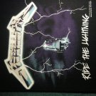 METALLICA BACKPATCH Ride the Lightning album art patch IMPORT
