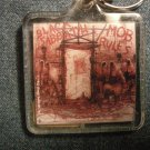 BLACK SABBATH KEYCHAIN Mob Rules ronnie james dio key chain VINTAGE