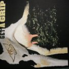 AEROSMITH BACKPATCH Get A Grip cow patch IMPORT