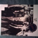 U2 STICKER Zooropa band pic bono