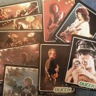 QUEEN TRADING CARDS 1979 Rock Stars freddie mercury LOT OF 9!