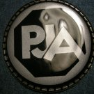 PETER ANDRE sew-on PATCH puffy pja logo round IMPORT