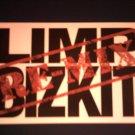LIMP BIZKIT POSTCARD Re Mix limpbizkit PROMO SALE