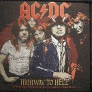 AC/DC sew-on PATCH Highway to Hell angus young acdc