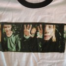HANSON SHIRT band pic ringer M NEW!